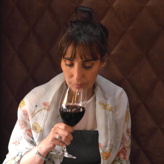 Tiziana Lucentini, Sommelier