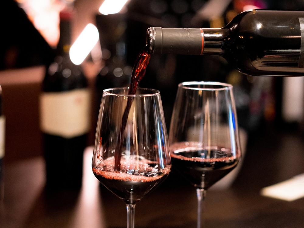 Weine des Friaul, Weinprobe