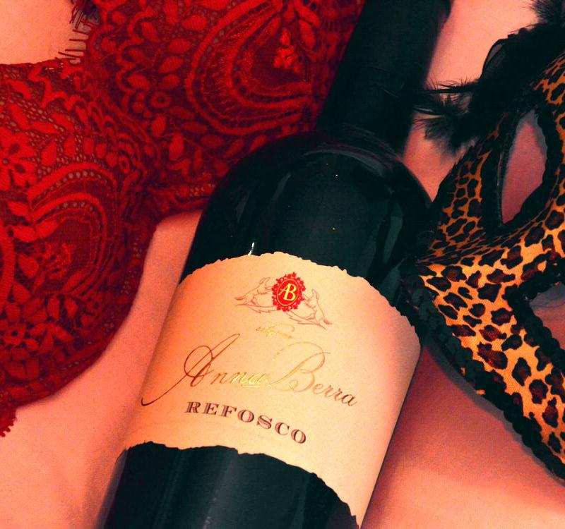 Refosco, autochtoner Wein aus dem Friaul