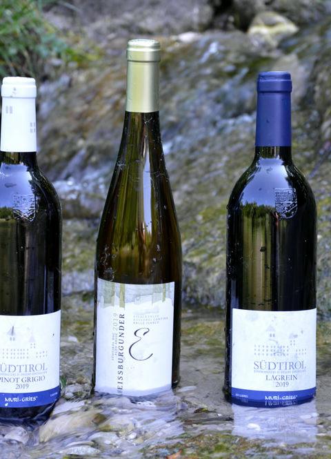 Weine aus Südtirol